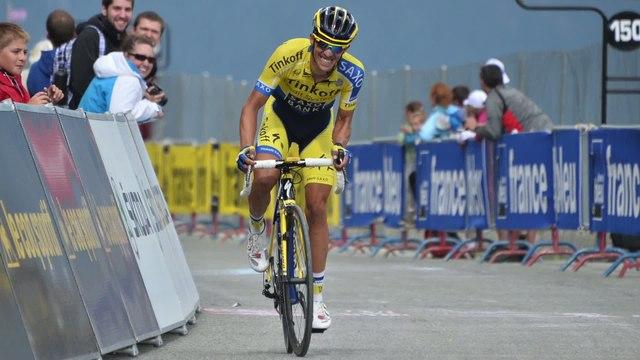 Cyclisme - Tour de France : la belle étape en Suisse, à Finhaut-Emosson