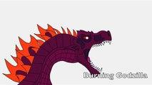 Godzilla Specimen Roars (4000 Subscribers)