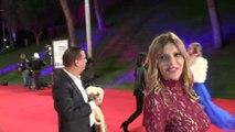 Festa del Cinema di Roma 2015: Rita Rusic sul red carpet della prima di Truth