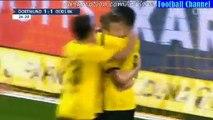All Goals & Highlights Mainz 05 0-2 BVB Dortmund - Bundesliga - 16.10.2015 HD