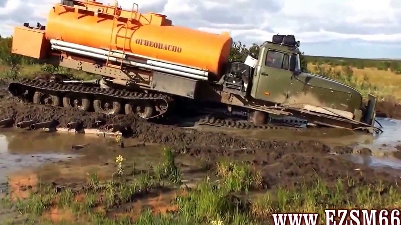 big monster trucks mudding | big trucks mudding in deep mud | amazing trucks