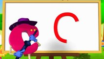 Alphabet Songs - 3D Animation - English Nursery rhymes - 3d Rhymes -  Kids Rhymes - Rhymes for childrens - Video Dailymotion