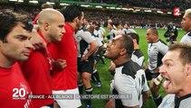 Coupe du monde de rugby : La France va tenter de rééditer un exploit contre les Blacks