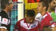 Mouscron-Peruwelz vs Gent 1-2. Sven Kums Goal. Jupiler Pro League 16-10-2015
