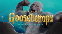 Goosebumps - The Werewolf & Slappy Are In Theaters Now!