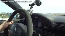 Audi RS4 Avant B5 Acceleration & Exhaust Sound
