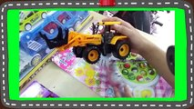 Monster Fire Truck Toys for Kids | Monster Trucks Toys Videos Collections For Childrens