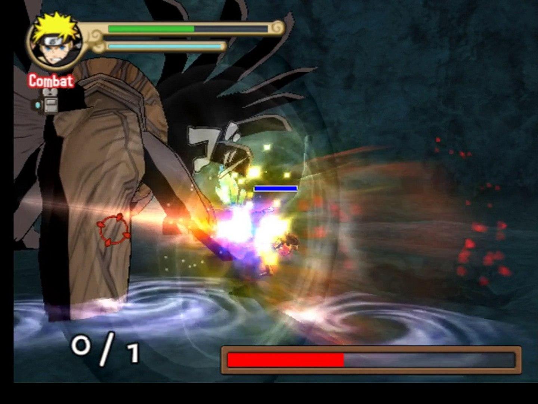 Soirée speciale Naruto Shippuden Ultimate Ninja 4 : Episode de Black Shadow ! ! (17/10/2015 01:19)