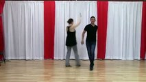 West Coast Swing Moves & Patterns --  Advanced