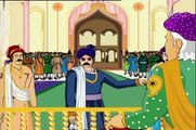 Akbar And Birbal Animated Stories _ The Honest Trader ( In English) Full animated cartoon