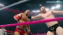 Neville _ Cesaro vs. King Barrett _ Sheamus_ Raw, October 12, 2015 WWE Wrestling On Fantastic Videos