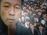 Funny japanese candid camera prank 220 people lie down all at once suddenly~