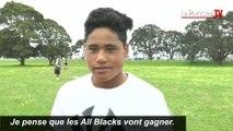 Rugby. Les Néo-Zélandais :  «Quand nous ferons le Haka, vous aurez peur»