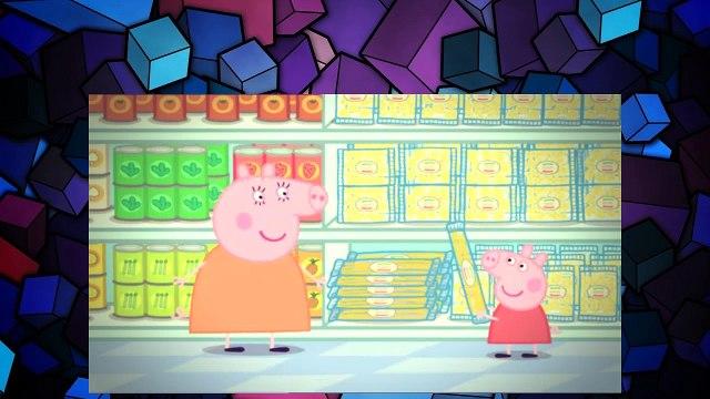 Peppa Pig Season 1 Episode 41 Shopping