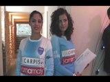 Napoli - Calcio femminile, le azzurre pronte all'esordio in Serie B (16.10.15)
