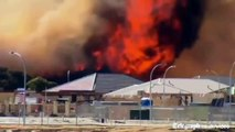 Bushfires Bushfires Threaten Homes in Western Australia | 3 JAN. 2015