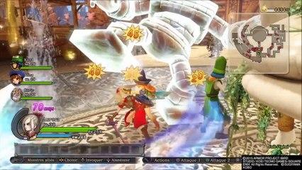 Dragon Quest Heroes : Le Crépuscule de l'Arbre du Monde : Notre vidéo test de Dragon Quest Heroes