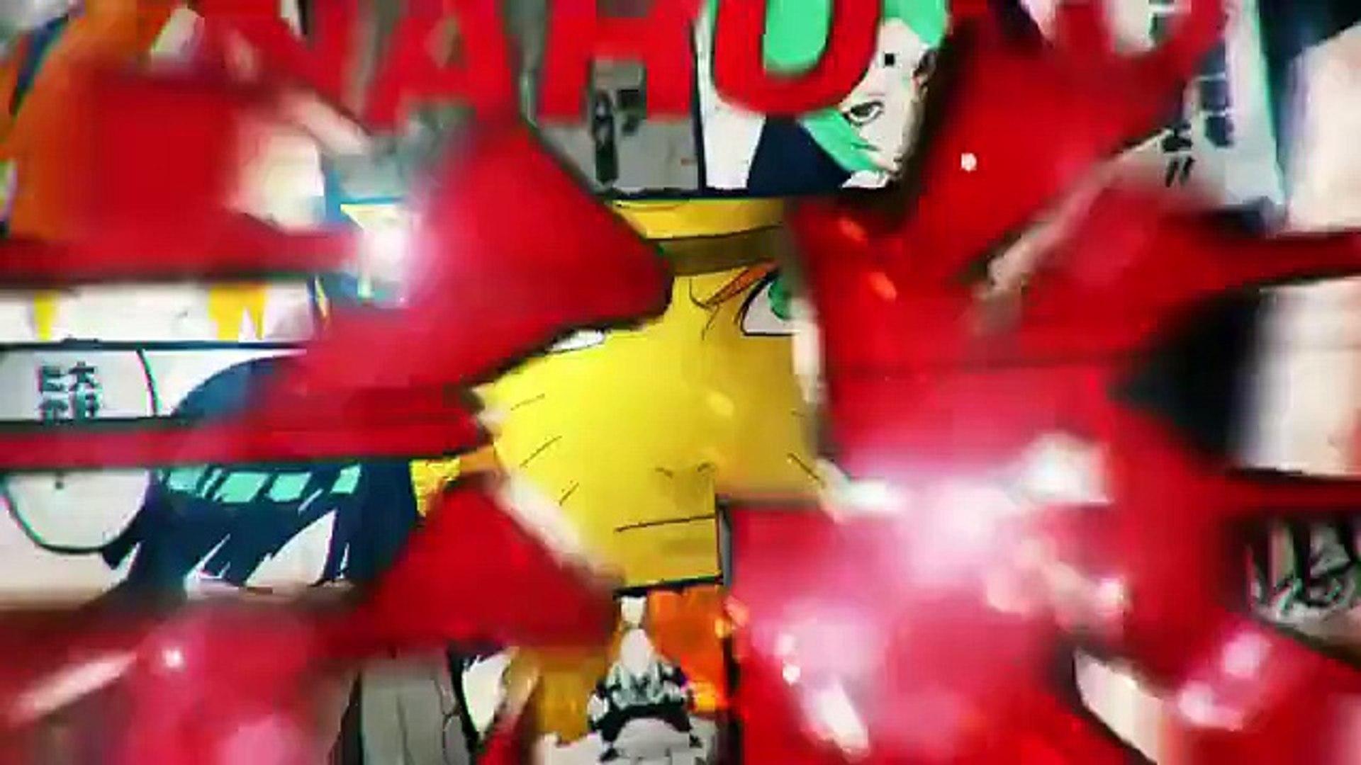 Наруто 10 фильм   Наруто Последний Фильм   The Last Naruto The Movie [Trailer]