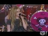 Avril Lavigne Live Sk8er Boi