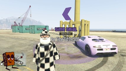 NEW GTA 5 - TIME TRIALS ARE NEAR IMPOSSIBLE! WHAT DO YOU THINK? @ROCKSTAR (GTA V GAMEPLAY)