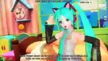 [60fps] ゆめゆめ Dream Dream  Yume Yume  - Hatsune Miku 初音ミク DIVA Arcade English lyrics Romaji sub