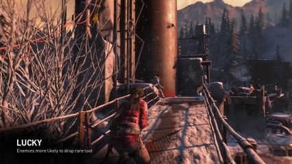 Rise of the Tomb Raider  Holy Fire Card Pack  Trailer de Rise of the Tomb Raider