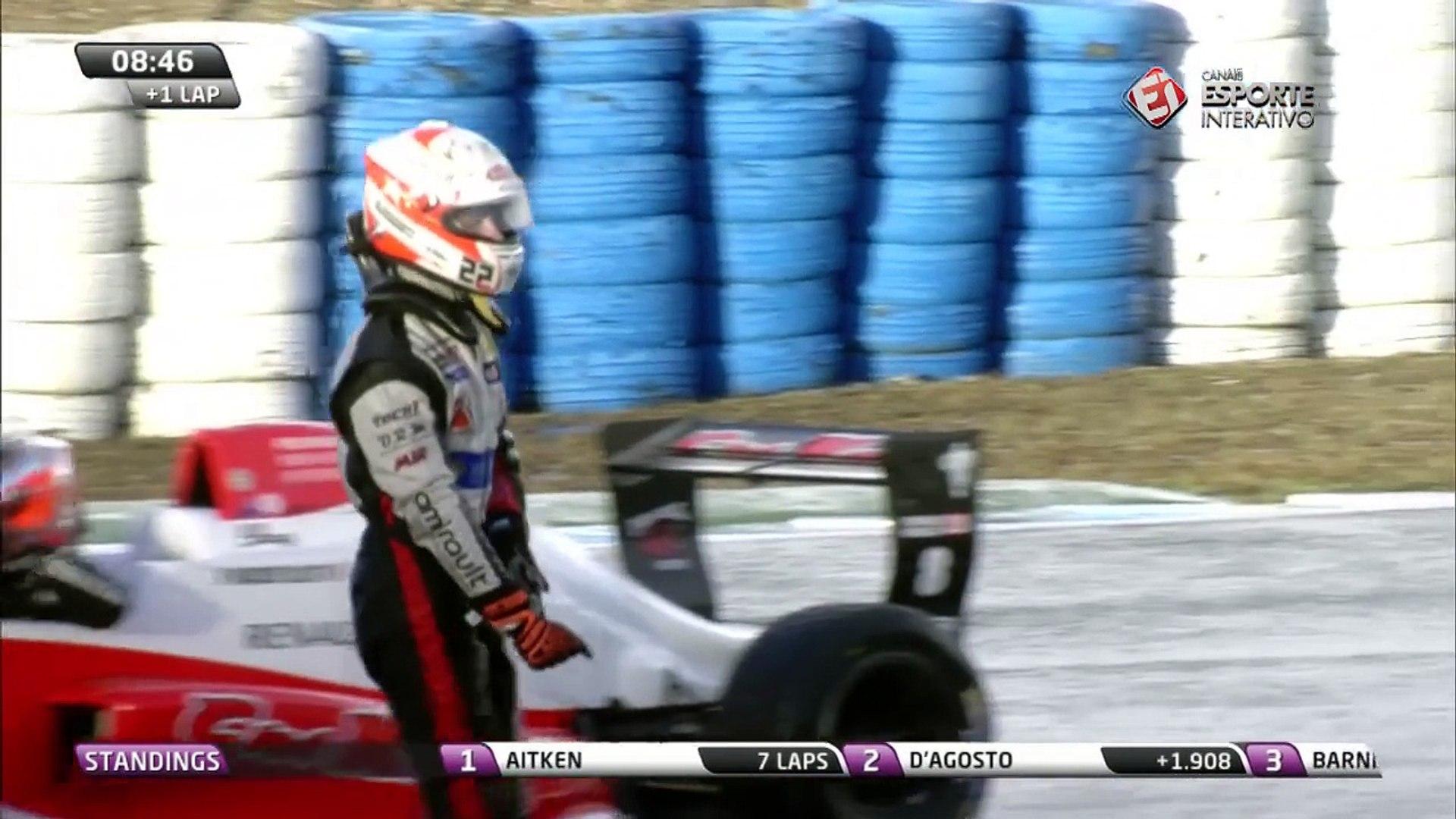 Fórmula Renault 2.0 - GP de Jerez de la Frontera (Corrida 2): Melhores momentos