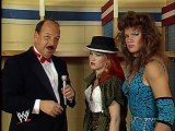 WWF Wrestlemania - Wendi Richter & Leilani Kai Interview