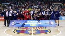 Hoquei patins (Copa Continental): FCB Lassa – Sporting CP (5-1)