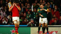 Match highlights: South Africa v Wales