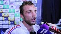 """GC Paris 2015 - Vincent Limare : """" Me faire encore plus mal pour ne plus perdre """""""
