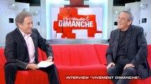 Salut les Terriens : Thierry Ardisson inverse les rôles et passe sur le canapé rouge de Michel Drucker