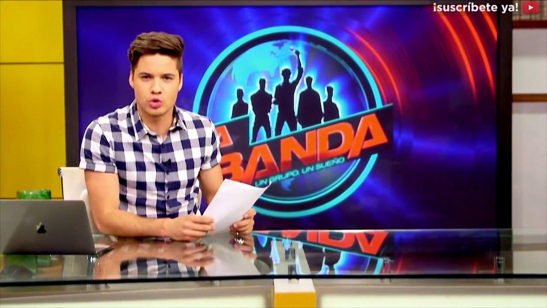 William Valdés brings you La Banda que se robó el show in La Banda News