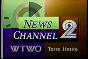 American TV - WTWO Terre Haute, Indiana News (1994)