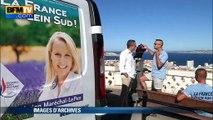 Régionales: Marion Maréchal-Le Pen en tête en PACA