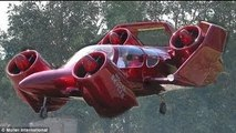 Flying car developer says hes $80 million closer to making sci-fi dream a reality.