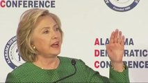 Watch Hillary Clinton slam GOP for their constant economic failures and praise Obama & Bill Clinton for cleaning up thei