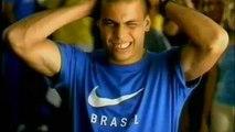 Ronaldo & Brazilian team: Airport football for Nike commercial