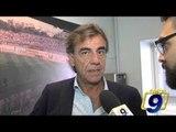 Fidelis Andria - Messina 0-1 | Post Gara Paolo Montemurro Presidente Fidelis Andria