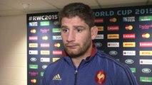 Rugby - CM - Bleus : Papé «Même dans mes pires cauchemars»