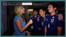 ENGLAND DESERVED TO WIN! | England 1-2 Japan FANCAM | 2015 FIFA WWC