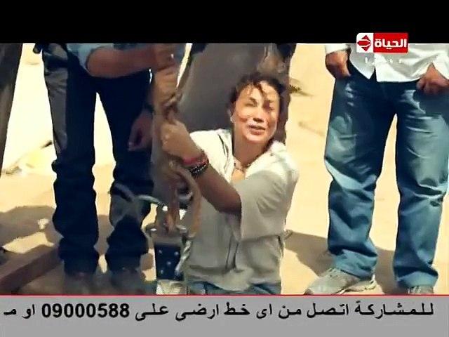 Ramez 3nkh Amun - رامز عنخ آمون - الحلقة التاسعة عشر - انجي علي