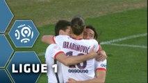 But Zlatan IBRAHIMOVIC (72ème) / SC Bastia - Paris Saint-Germain (0-2) - (SCB - PARIS) / 2015-16