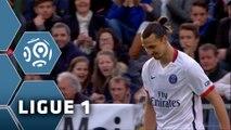 SC Bastia - Paris Saint-Germain (0-2)  - Résumé - (SCB-PARIS) / 2015-16
