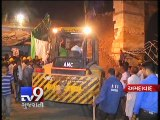 Ahmedabad ; One dies after part of Khanpur Darwaja collapses, family seeks compensation - Tv9 Gujarati