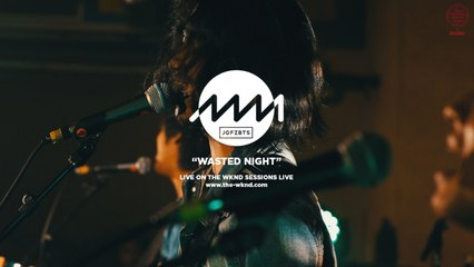 Jaggfuzzbeats - Jaggfuzzbeats | Wasted Night (Live on The Wknd Sessions, #90)