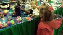 ✔ Выставка Кошечек. Игрушки для маленьких котят - Kitty and Yaroslava. A toy for little kitties ✔
