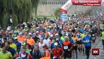 Marathon de Vannes. Revivez le parcours en 4 minutes