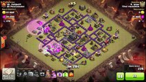 Layout de Guerra CV9 TH9 War Base Clash of Clans + Replays