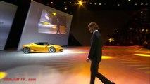 Lamborghini Huracán Spyder 2017 World Premier New Lamborghini Convertible CARJAM TV HD 20